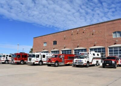 Mid County Fire Protection District building