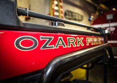 Ozark Fire truck