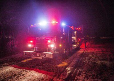 Strafford Fire Truck